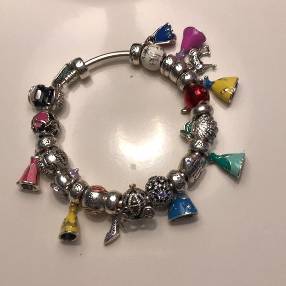7dddcf376 store pandora jewelry pandora disney rapunzel maximus charm set f38f4  a8ba5; good disney pandora bracelet bba46 efdce